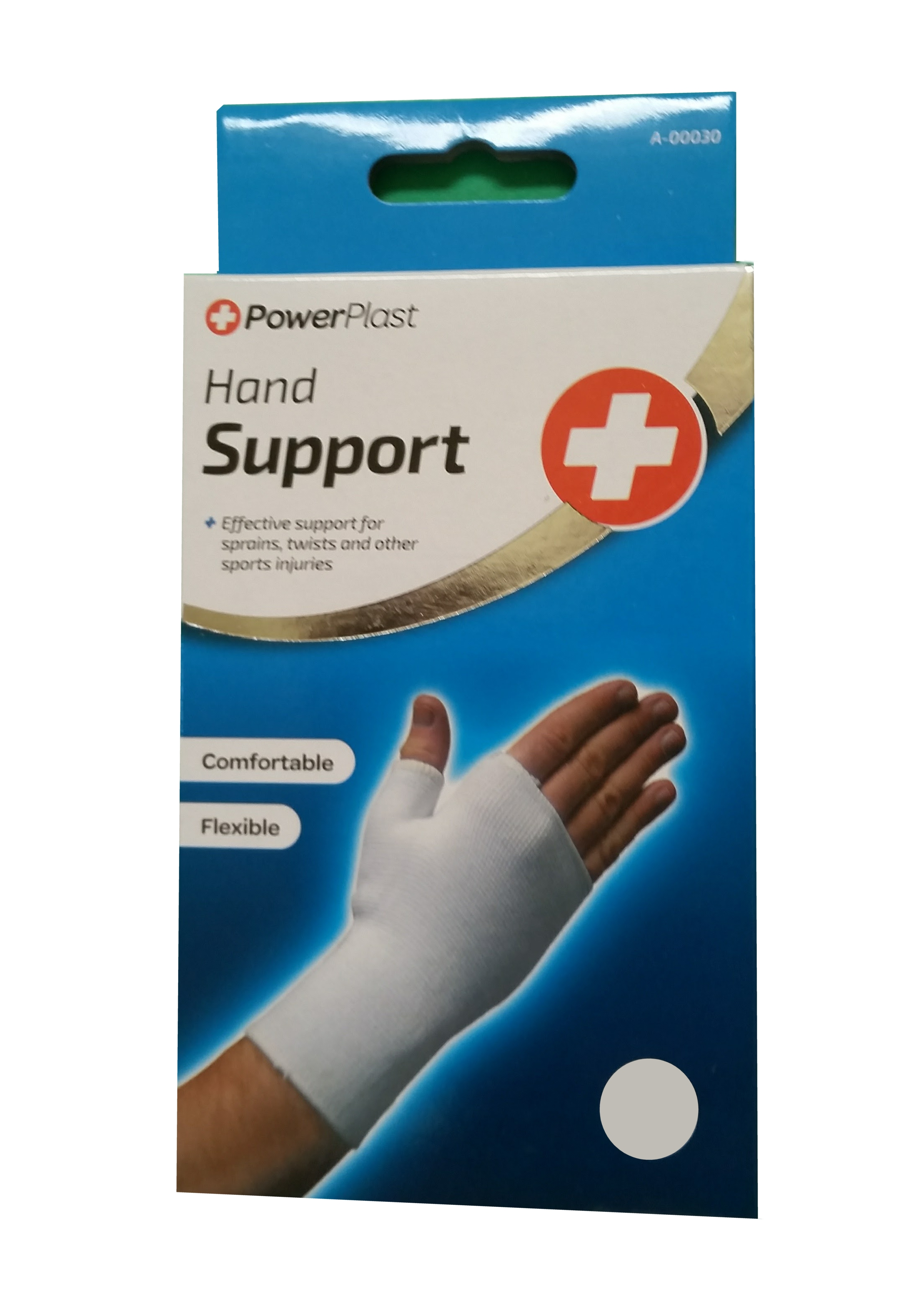 PowerPlast Hand Support (Medium)